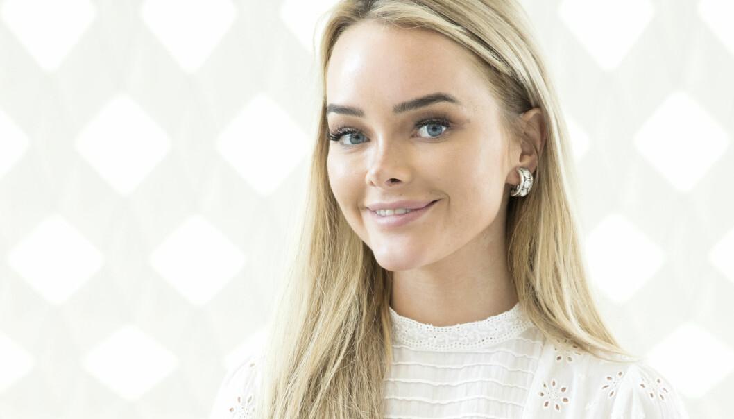 Sophie Elise er blogger og sanger. Allerede som ganske ung foretok hun flere skjønnhetsoperasjoner. Av nettstedet Medier24 er hun kåret til Medie-Norges mektigste kvinne. (Foto: Berit Roald, NTB scanpix)
