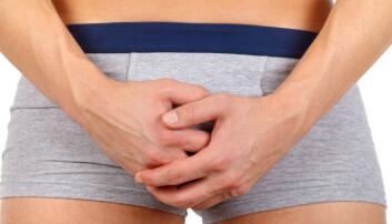 Impotens hos unge menn kan være et tidlig tegn på fysisk sykdom. Nå etterlyses deltakere til en studie som skal teste mulig effekt av akupunktur.  (Foto: Schutterstock)
