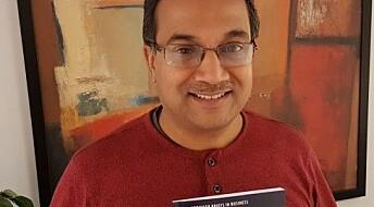 Ny bok om kunstig intelligens i næringslivet