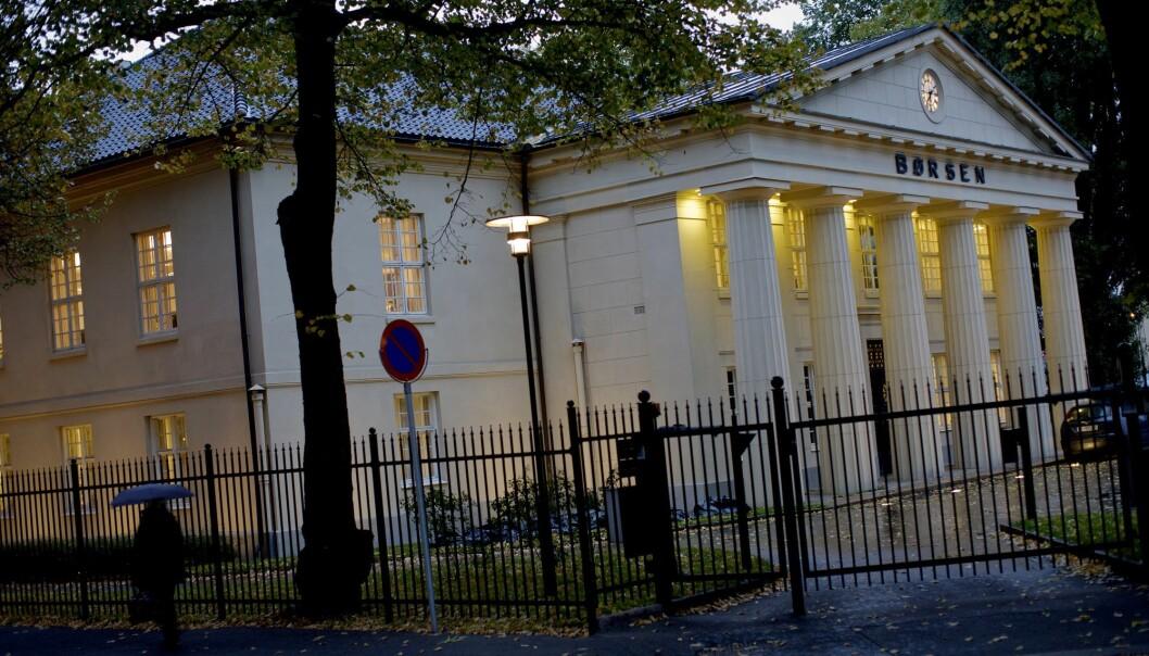 Norske myndigheter har forbudt såkalte strukturerte eller sammensatte spareprodukter, som var en årsak til den forrige finanskrisen. Også internasjonalt er det blitt strengere krav til hva slags produkter finansinstitusjonene kan tilby. (Foto: Stian Lysberg Solum, NTB Scanpix))