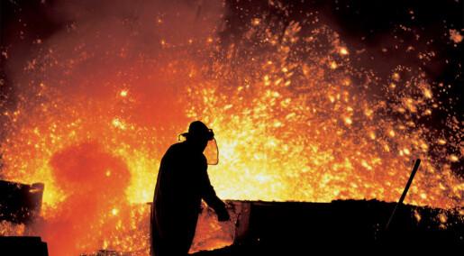 – Gass vil gi grønnere metallproduksjon