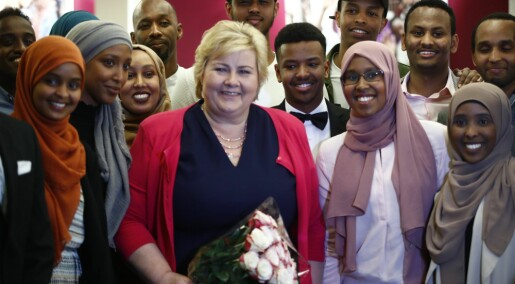 Somaliere mest fornøyd blant innvandrerne