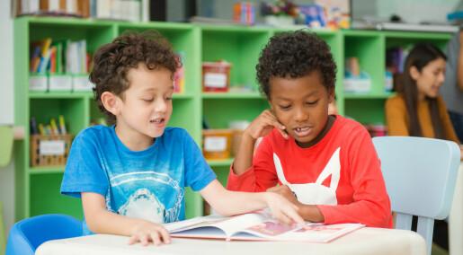 Kronikk: Me treng meir god sakprosa for barn og unge
