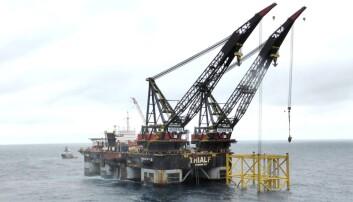 Vi vet ikke om den norske oljeproduksjonen har verdens laveste utslipp