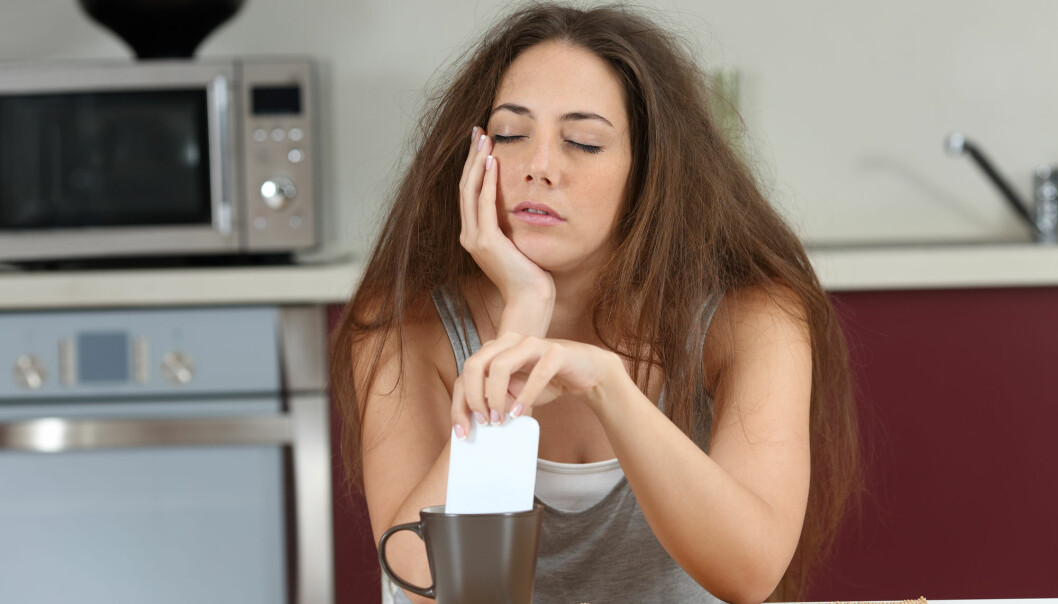 Det lønner seg å ikke rote til døgnrytmen for mye. [Foto: Antonio Guillem / Shutterstock / NTB scanpix]