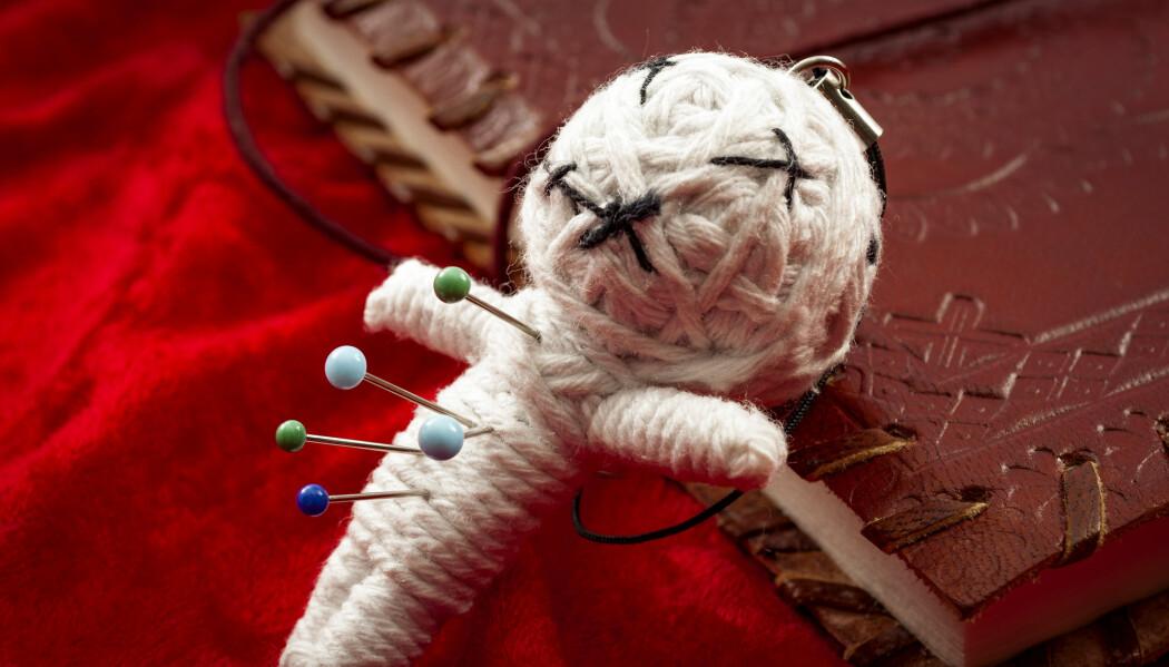 Er sjefen en dust? Prøv voodoo! (Foto: Victor Moussa / Shutterstock / NTB scanpix)