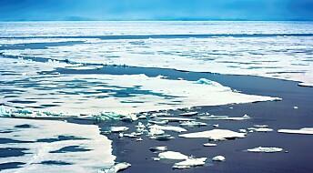 Faktisk.no: Nei, isarealet ved Nordpolen er ikke tilbake på 1979-nivå