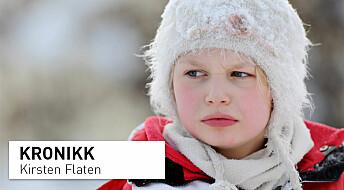 Barn treng stress – i passe mengder