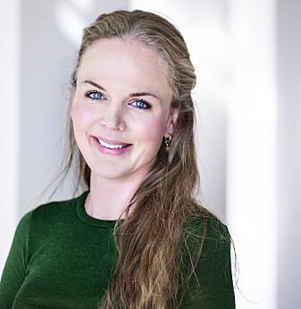 Bente Rigmor Walgermo er stipendiat ved Universitetet i Stavanger. (Foto: Elisabeth Tønnessen)