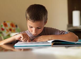 Viktig å gi førsteklassingene god tro på egne leseferdigheter