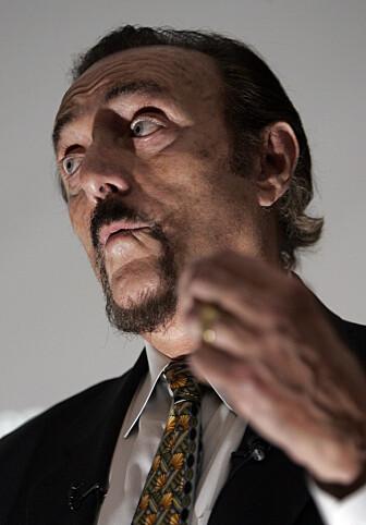 Philip Zimbardo er best kjent som leder av Stanford-eksperimentet fra 1971. [Foto: Paul Sakuma/ AP]
