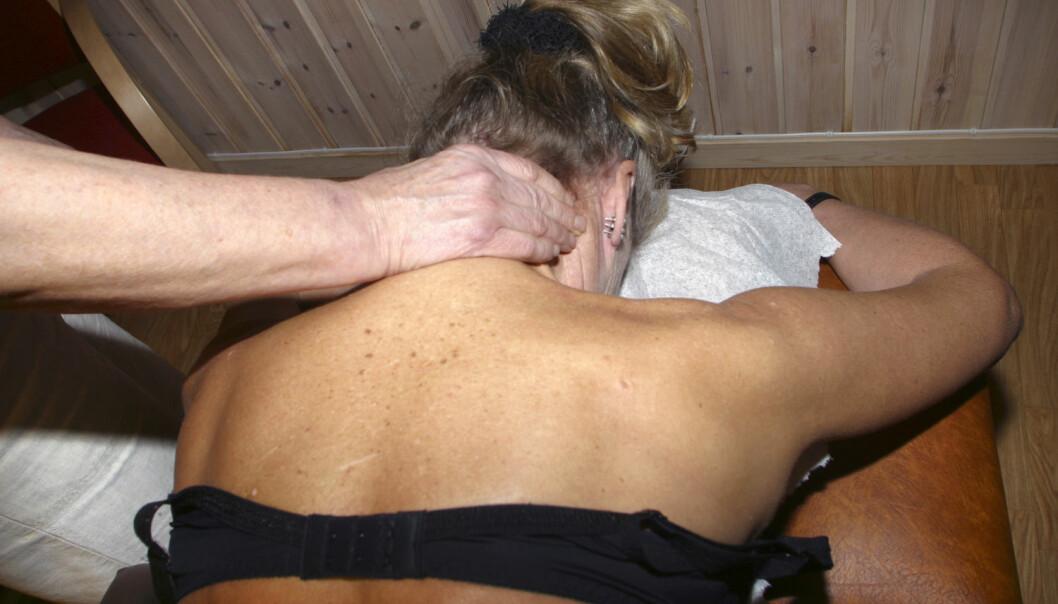 – Like bra med mindre fysioterapi
