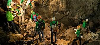 Romfarere må pugge geologi