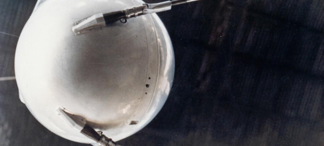 60 år siden Sputnik – starten på romkappløpet