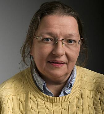 Marie-Josée Nadeau. (Bilde: NTNU)