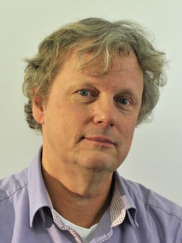 Rolf David Vogt. (Foto: UiO)
