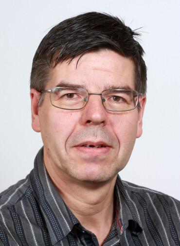 Einar Uggerud (Foto: UiO)