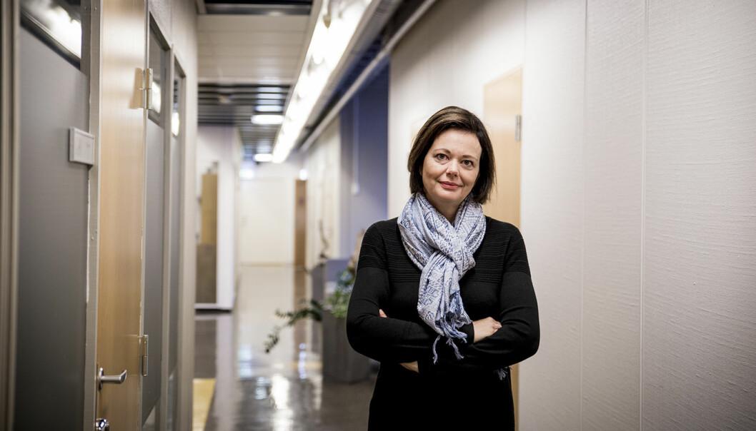 Hilda Bø Lyng har undersøkt hva som er de største utfordringene når forskere fra oljeindustrien og helsesektoren skal jobbe sammen.