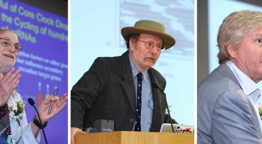 Trio får nobelprisen i medisin for forskning på vår indre klokke