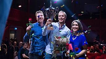 Tromsøforsker gikk av med seieren i Forsker Grand Prix