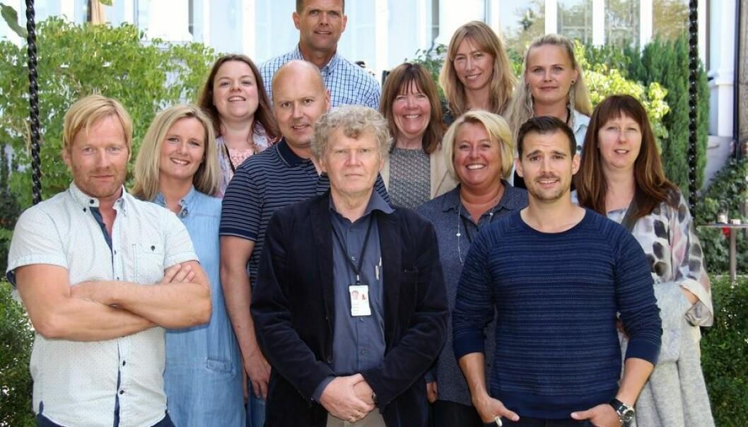 I år fylte det første ACT-teamet i Norge ti år og betjener brukere i Moss og Indre Østfold. Teamet kommer hjem til personer med alvorlige psykiske lidelser og hjelper dem med å takle hverdagen. Nå er de første forskningsbaserte evalueringene klare.  (Foto: Roald Lund Fleiner/napha.no)