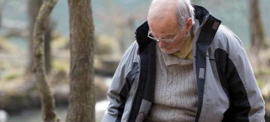 Fiskeavfall skal holde musklene i sjakk hos eldre