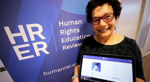 Gir ut nytt tidsskrift om undervisning innen menneskerettigheter