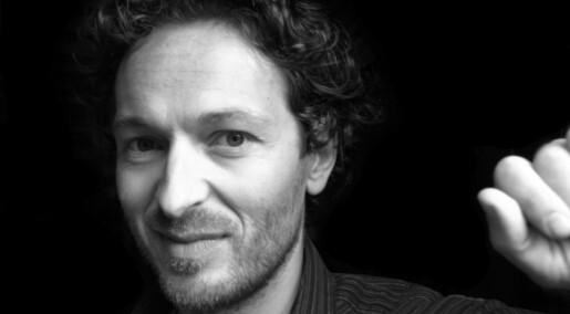 Formidlingspris til Henrik Svensen: brenner for å skrive
