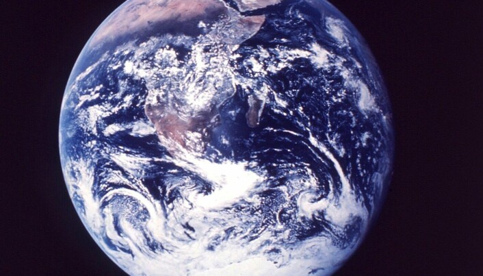 Det kan ha vært liv på jorda for 3,95 milliarder år siden