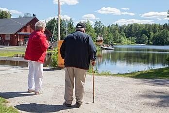 Snart er vi en million alderspensjonister i Norge. (Illustrasjonsfoto: Colourbox