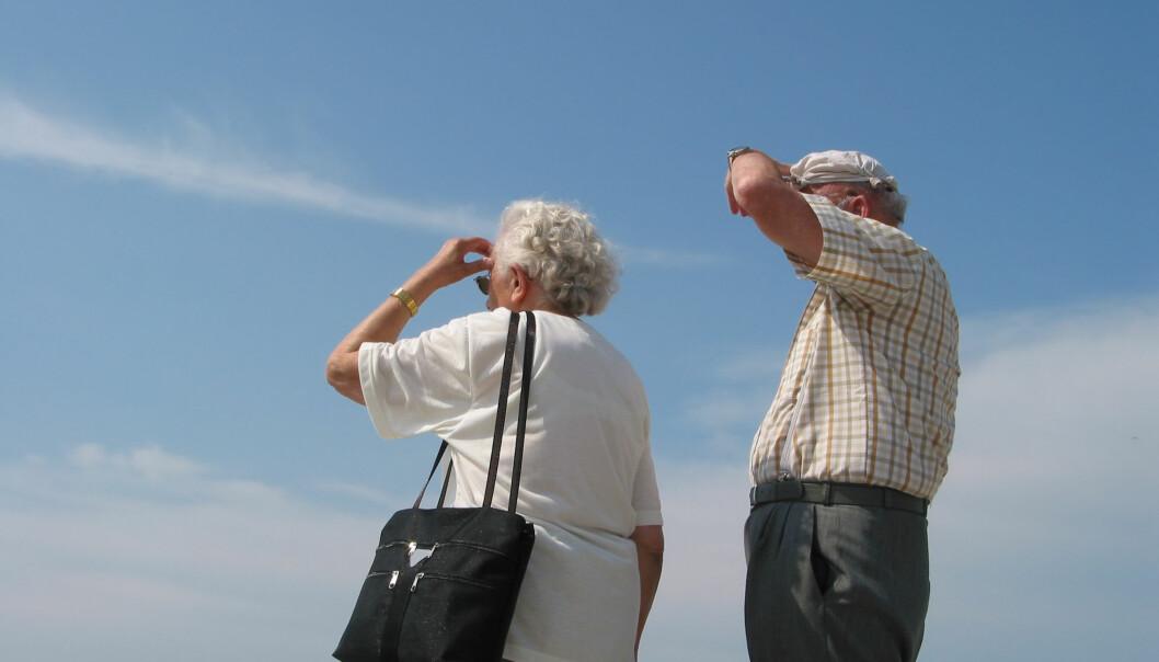 Hva bringer framtida som pensjonist? Norge er kanskje det landet i verden hvor du bør bekymre deg minst. I mange andre land er det grunn til bekymring, mener både pensjonseksperter og kommende pensjonister. (Foto: Colourbox)