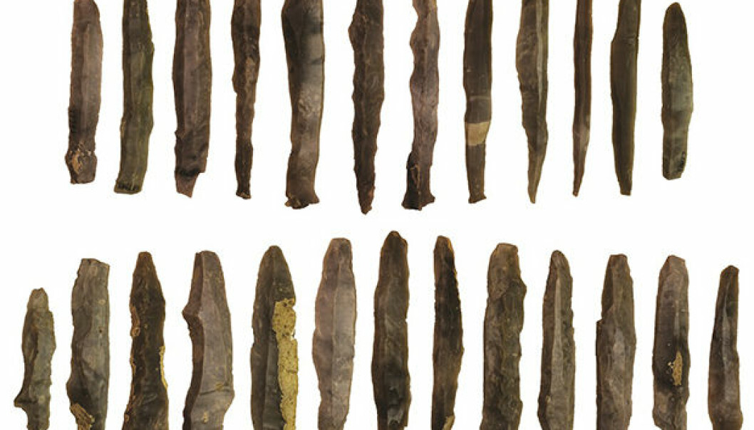 Puslespill fra steinalderen