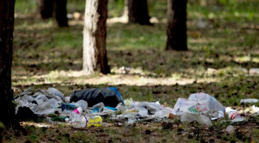 Vil erstatte plast med spiselig mirakelmateriale