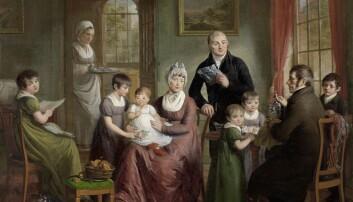 Barn skulle piskes og herdes: Barneoppdragelse var mye verre før i tiden