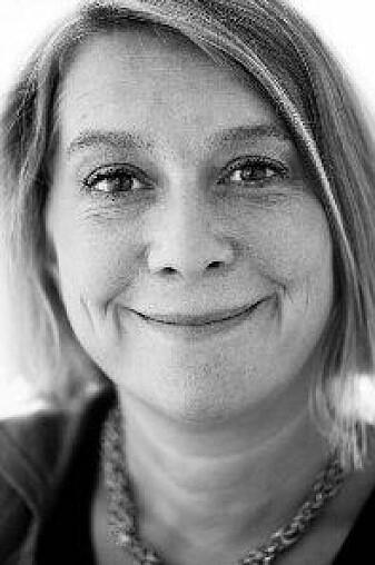 Cecilie Winger har studert gamle tekster om barneoppdragelse helt tilbake til middelalderen og vikingtiden. (Foto: Gyldendal forlag)