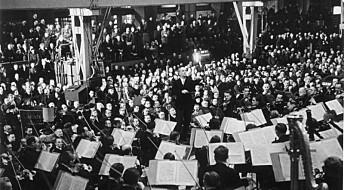 Dirigenten som blei fanga i Hitlers klør