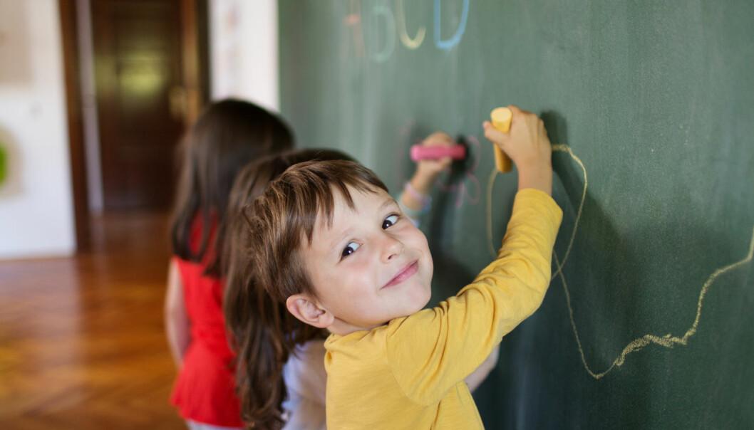 - Sannheten er at forskning på språklæring viser at det ikke er prinsipielle forskjeller mellom det å lære et første- eller andrespråk, skriver kronikkforfatterne (Foto: Ana Blazic Pavlovic / Shutterstock / NTB scanpix)