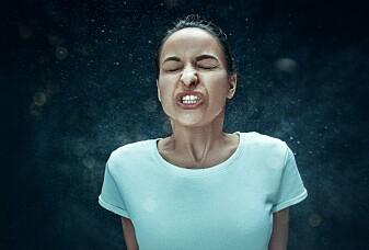 Hvorfor nyser vi så forskjellig?