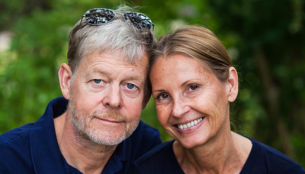 Pensjon er ikke bare noe enkeltpersoner gjør. Ofte skjer pensjonering i et parforhold. Derfor er det viktig for pensjonsforskere å vite noe om hvordan ektefeller og partnere påvirker hverandre. (Illustrasjonsfoto: Jonas Tufvesson / Shutterstock / NTB scanpix)