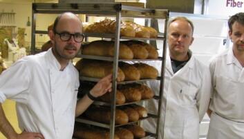 Forskere tester ut hvor lite salt vi kan ha i brødet