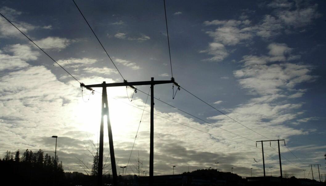 Hva skjer hvis vi mister kontroll over strømnettet vårt?