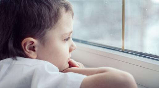 Evnerike barn kan bli ensomme