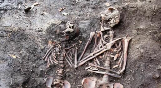 Skjelett fra middelalderen forteller om den tragiske skjebnen til en ung Oslo-kvinne