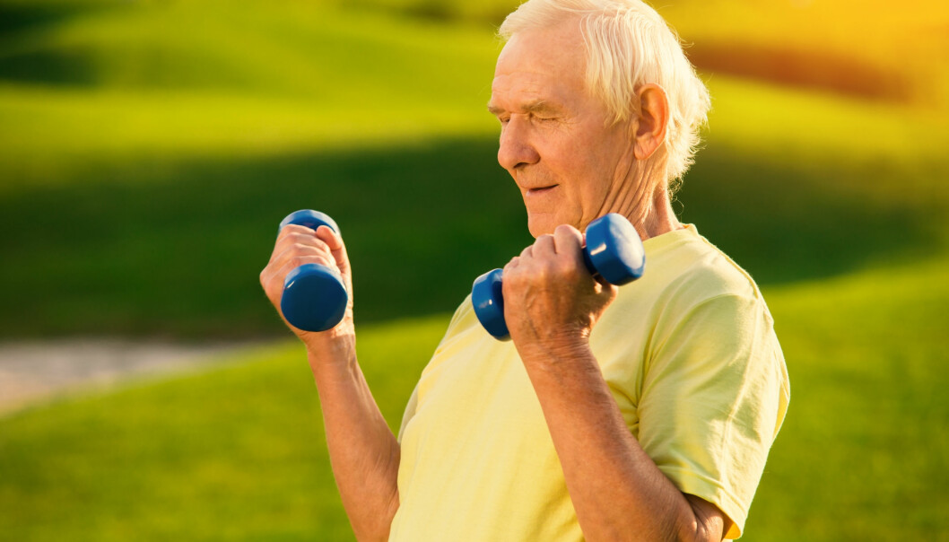 Fysisk aktivitet både forebygger og forbedrer demens. (Illustrasjonsfoto: Colourbox)