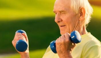 Færre medisiner og bedre demens med fysisk aktivitet