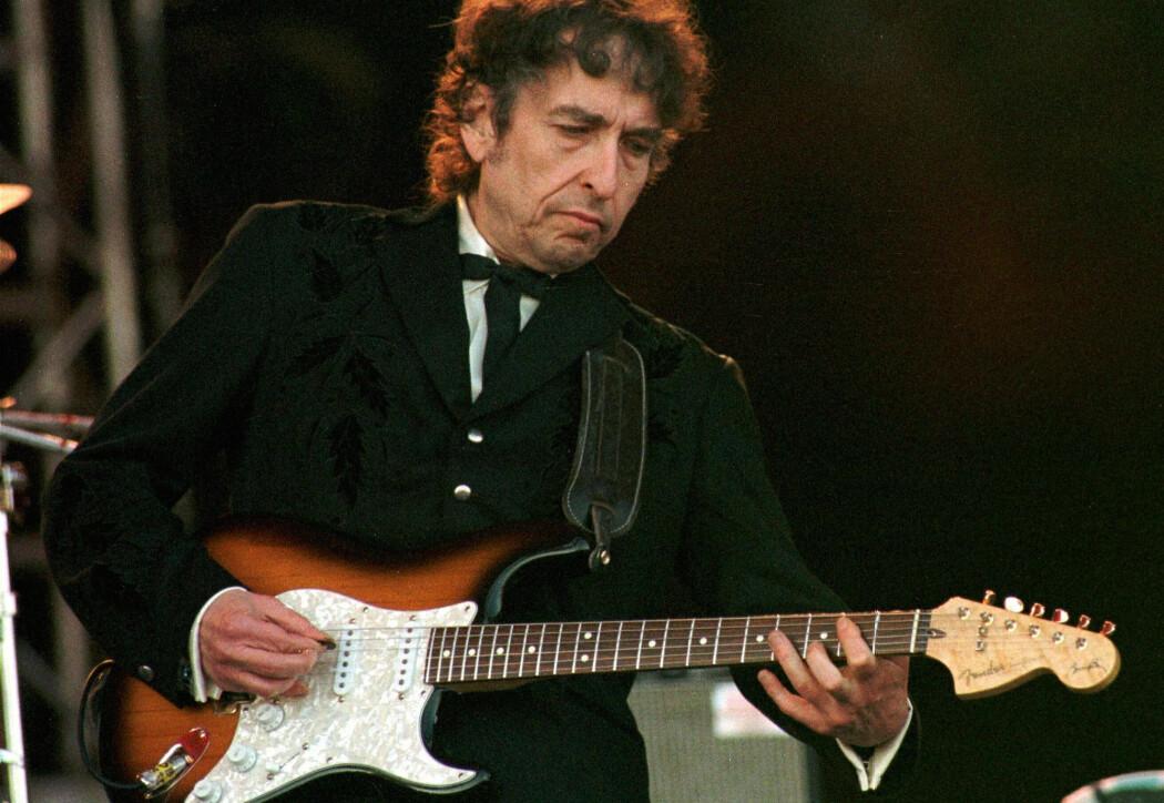Bob Dylan ble tildelt Nobelprisen i litteratur i 2016, men møtte ikke fram til seremonien (Arkivfoto: NTB scanpix)