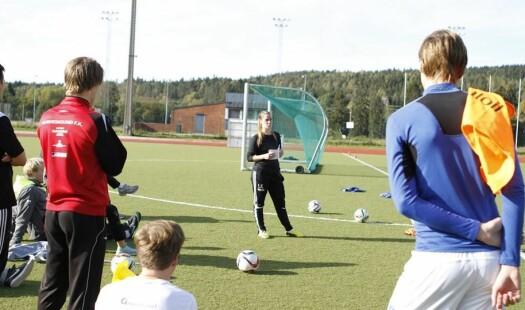 Hvilken kompetanse er etterspurt i idretts-Norge om 10 år?