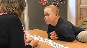 Barn med Downs syndrom blir ofte undervurdert