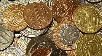 Bakgrunn: Vikingkjempen stolte ikke på kongens mynt