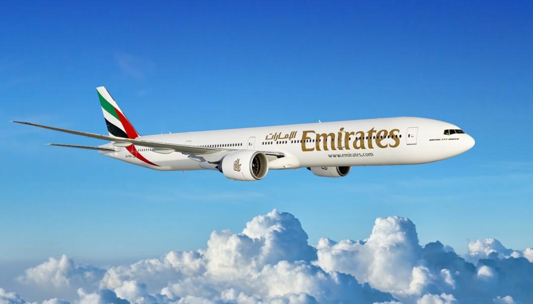 Statseide flyselskaper mottar antakelig milliarder av kroner i lite kjente subsidier. Svenske forskere har sett nærmere på dette.    (Bilde: Emirates pressefoto)